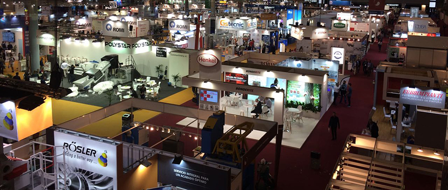 Highlights from Expoquimia 2017