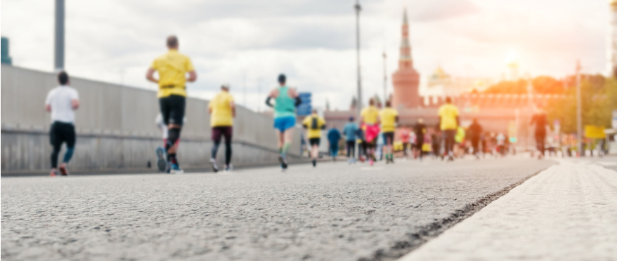 Team AsstrA Places Well in Moscow Marathon