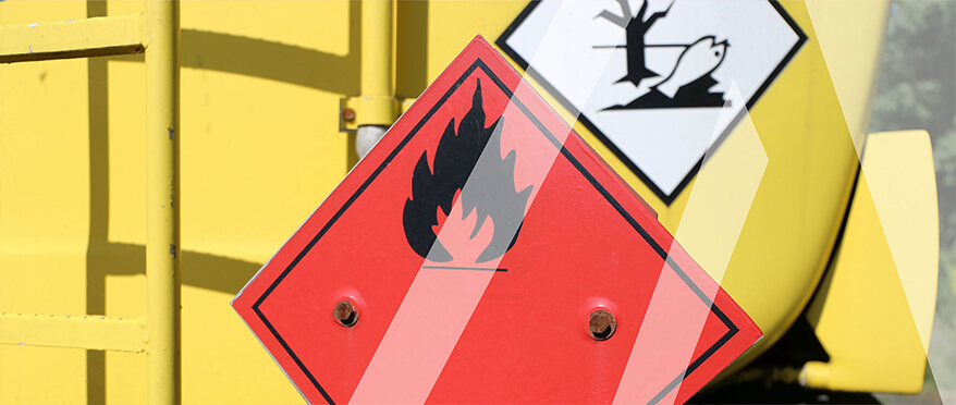 Dangerous goods (ADR)